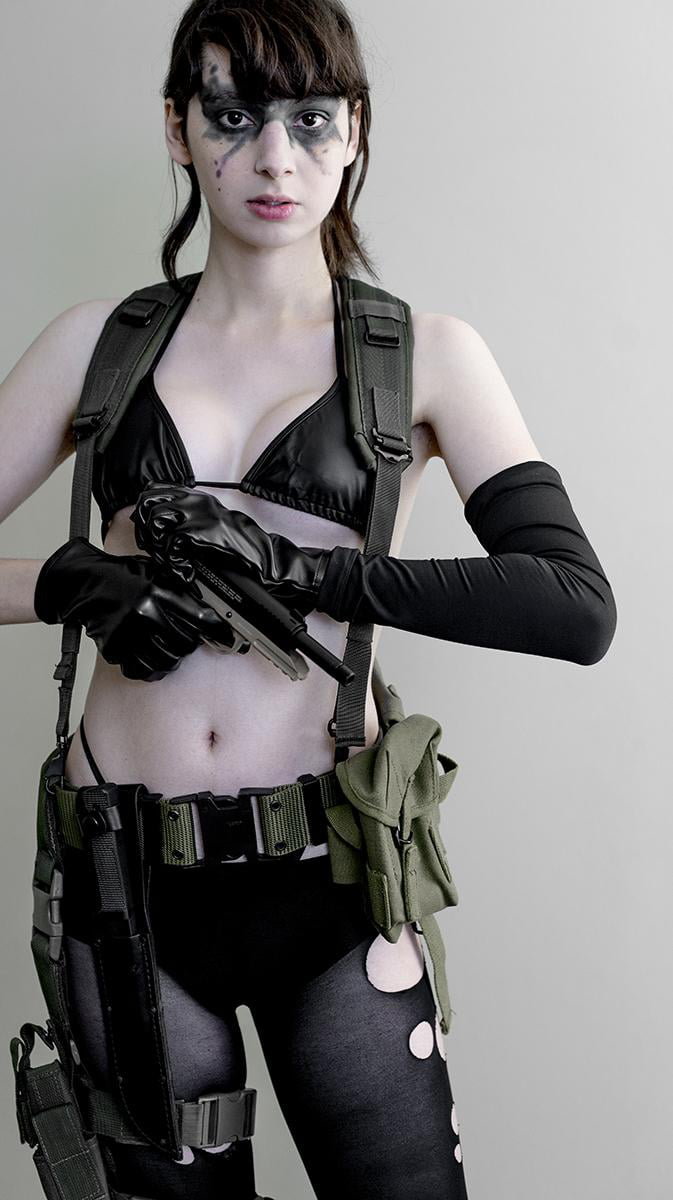 Quiet Cosplay Metal Gear Solid V 9gag