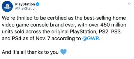 Top Selling Games 2020.Playstation Is Officially The World S Best Selling Console