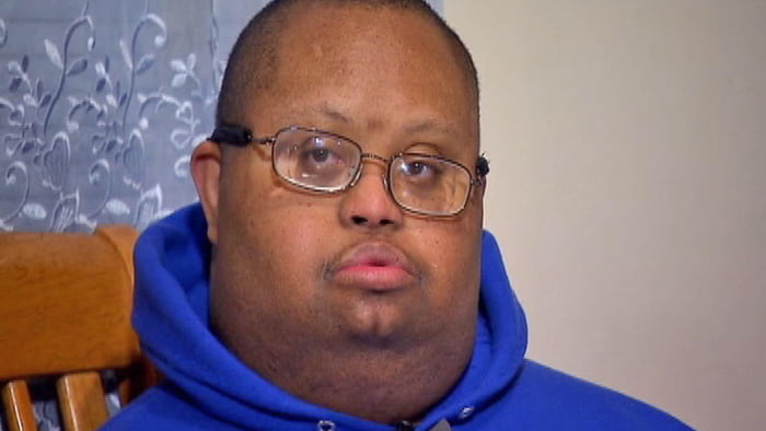 to the guy that never seen a black guy with down syndrome 9gag