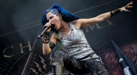 My favorite metal singer. How about yours?