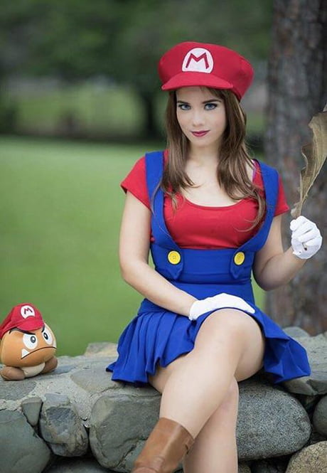 Mario by windygirk