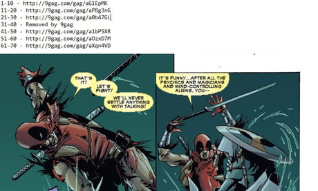 Deadpool Kills The Marvel Universe 71-80(80)