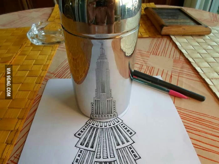 The Empire State Building!
