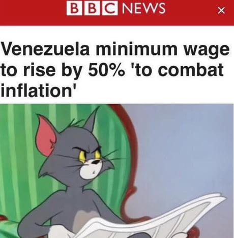 Venezuela can't into economics