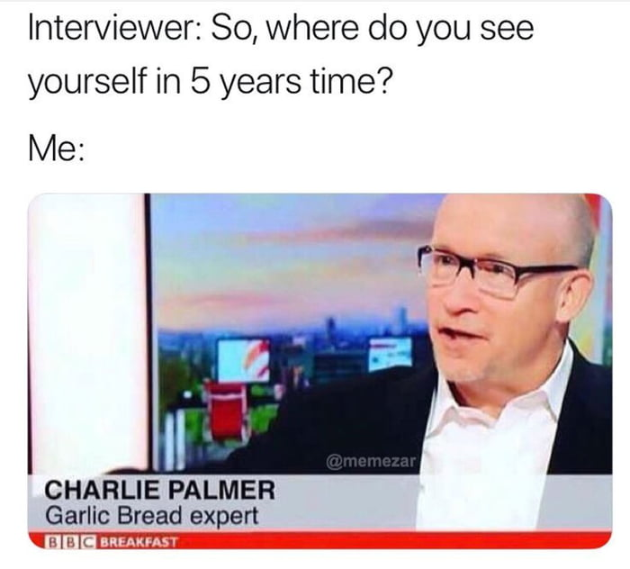 How can I become a Garlic Bread expert? - 9GAG