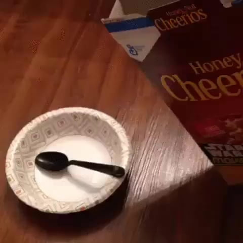 That's not the breakfast I had in mind