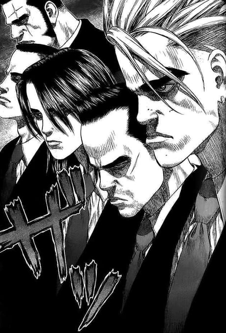 Daily Manga Recommendation 2 Sun Ken Rock 9gag