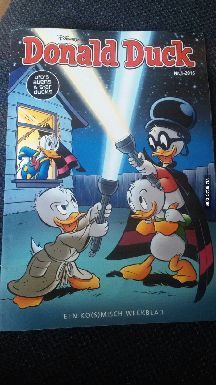 Donald duck sexual harassment