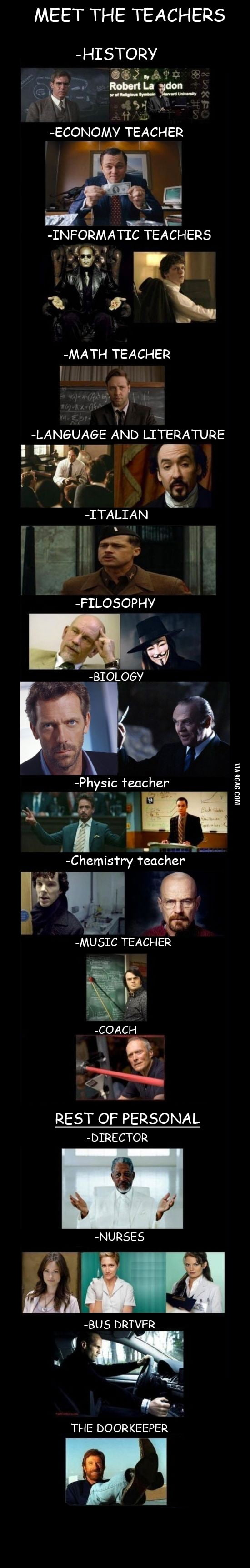 the perfect school would you like to be there 9gag would you like to be there