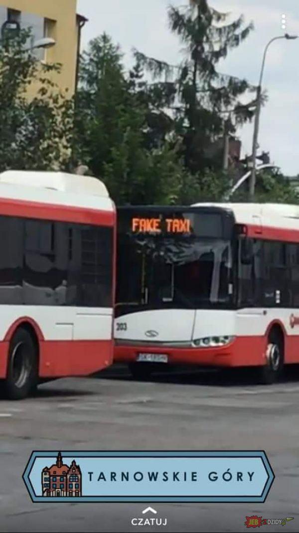 Fake taxi in Poland - 9GAG