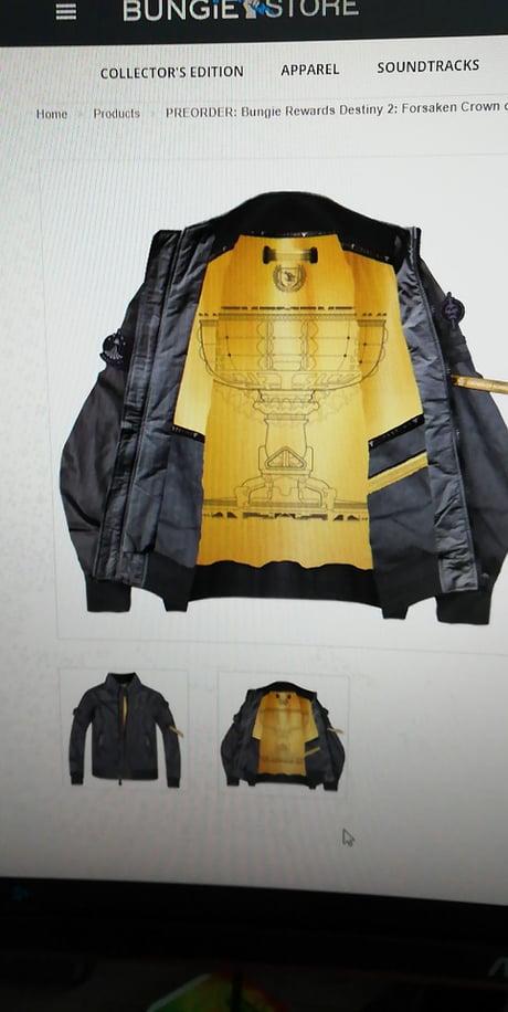 raid jacket destiny 2