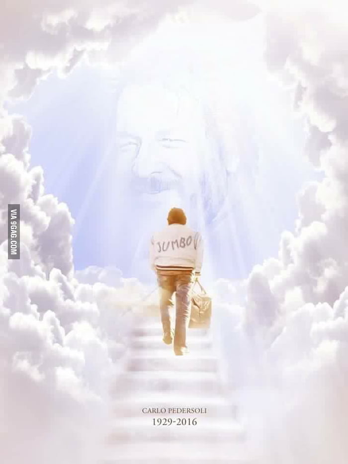 Rip Bud Spencer Jumbo Left Us 9gag