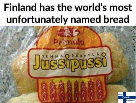 Its just bread