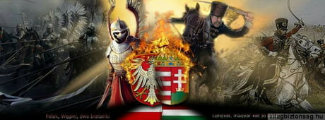Cheers my friends today is the Hungarian Polish friendship day!!!