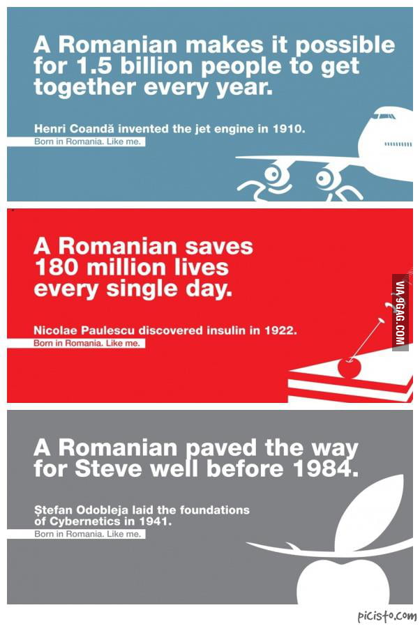 Today is national day of Romania! - 9GAG