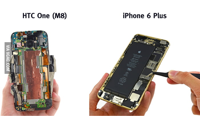htc one m8 vs iphone 6 inside matters htc one m8 vs apple iphone 6 plus 9gag 6974