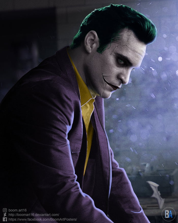 Joker Origin Movie Lands Fall 2019 Release Date 9gag