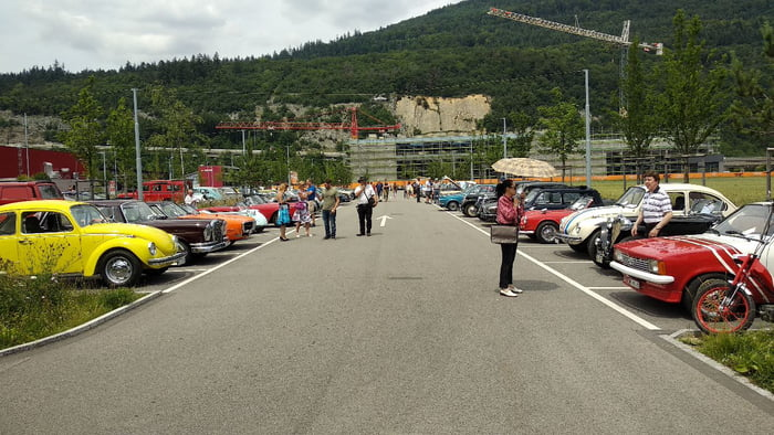 Huge Car Meet Today In BielSwitzerland What You See Is Like Of - Car meets near me today