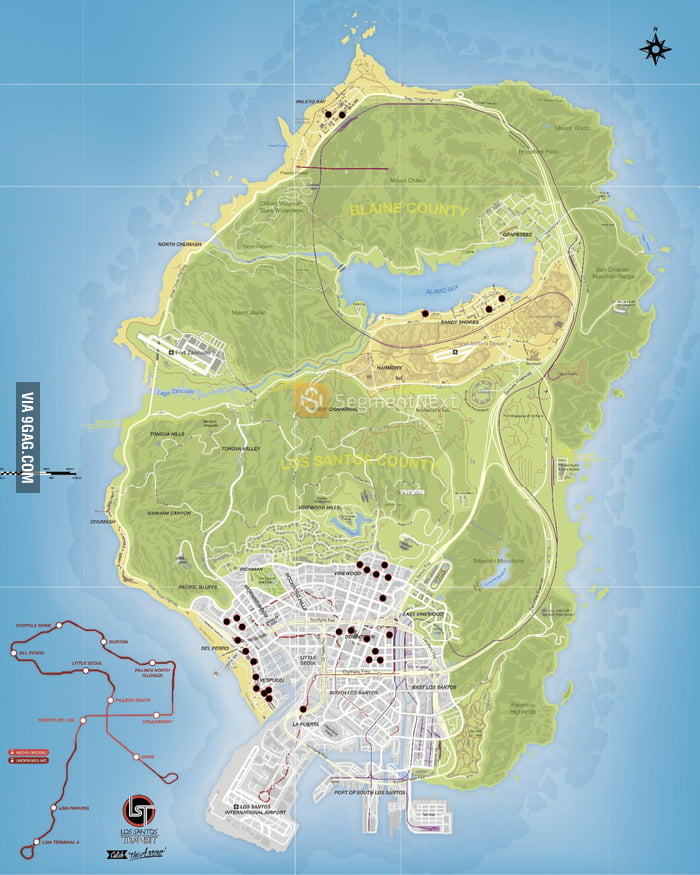 Hooker locations on GTA V  Thank me later - 9GAG