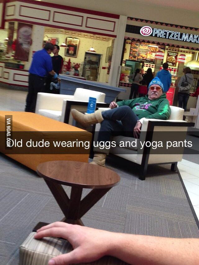 White girls aren't the only ones who wear uggs and yoga pants in ...