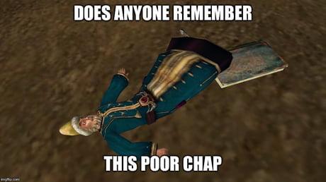 Morrowind. Unfortunate soul