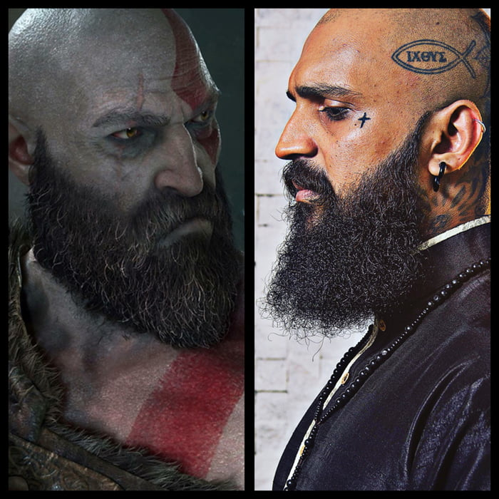 Kratos And Myself Would Love To Cosplay The God Of War 9gag