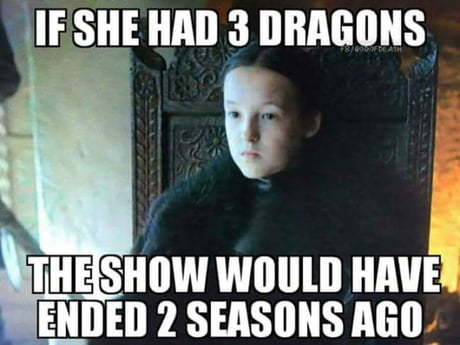 Her speach in the first episode of season 7 was so awesome
