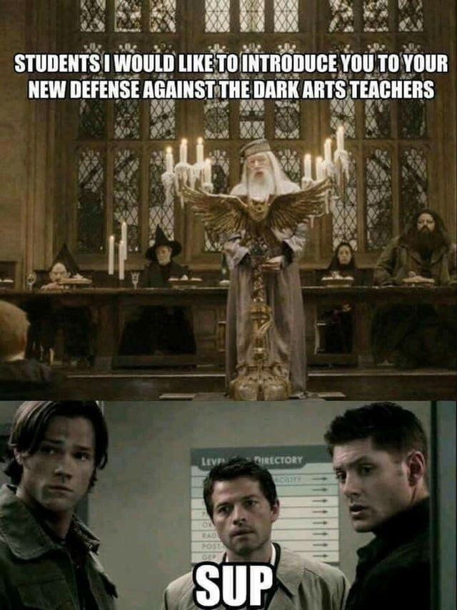 Defense Against The Dark Arts 9gag