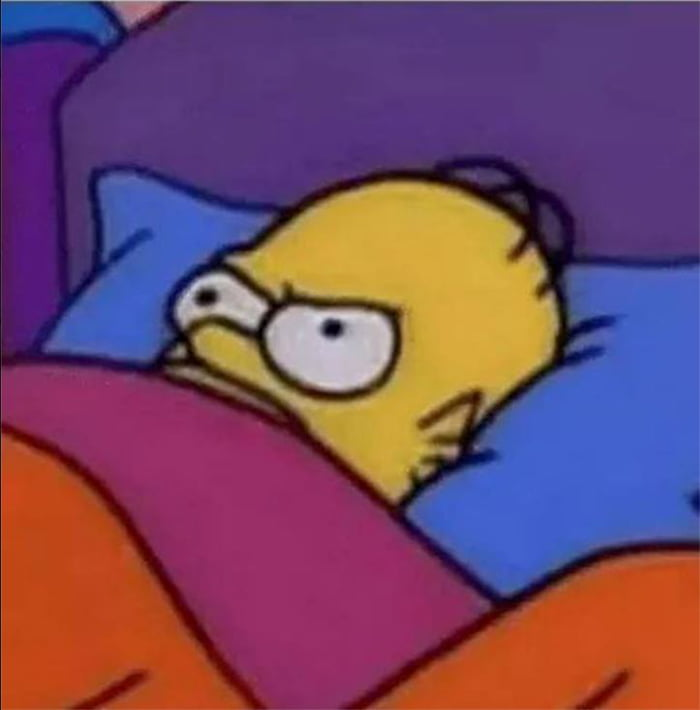 When you go to bed after losing a ranked game - 9GAG