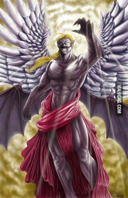 Kefka, God of Magic - Final Fantasy 6 - 9GAG