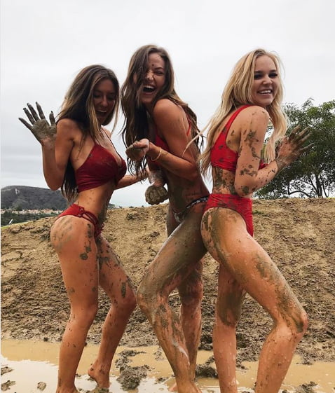 Alesia bikini taylor Taylor Alesia