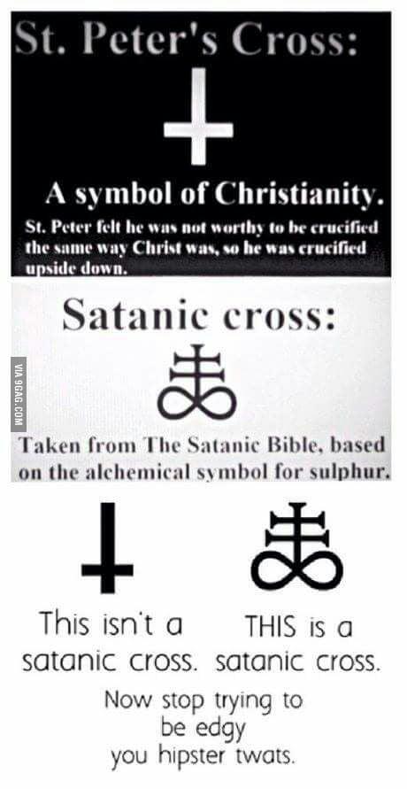 Satanic Bible Symbols 68409 Loadtve