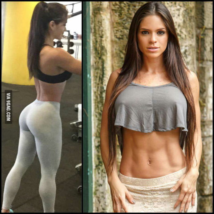 Nude michelle lewin fitness