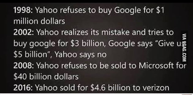 Image result for yahoo bad decisions