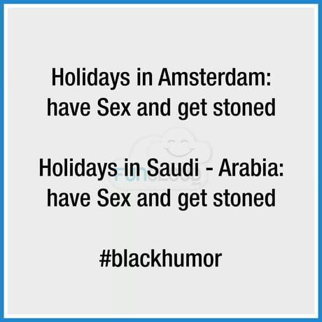 Humor as black as a cotton plantation