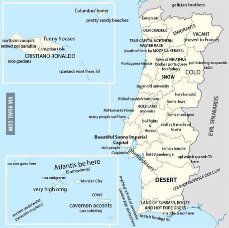 I found on google this funny, but authentic, map of Portugal ... on show map of portugal, description of portugal, detailed map portugal, interactive map of portugal, road map of portugal, printable map of portugal, google maps australia, mapa portugal, street map of lisbon portugal, weather of portugal, city of portugal, google maps france, large map of portugal, satellite view of portugal, virtual tour of portugal, products of portugal, simple map of portugal, google maps ireland, world map of portugal, google maps canada,