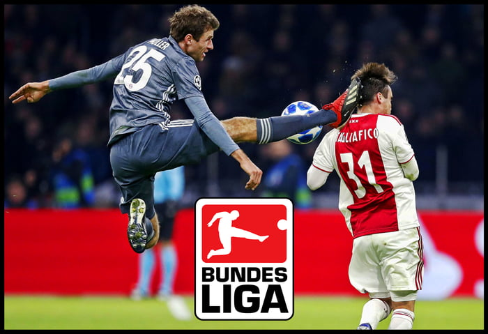 muller recreates bundesliga logo 9gag muller recreates bundesliga logo 9gag