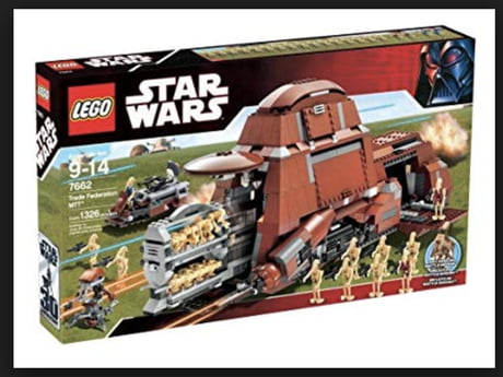 Petition to bring this lego star wars set back (MTT 7662