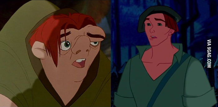Anybody Else See Thomas From Pocahontas Is Quasimodo Just