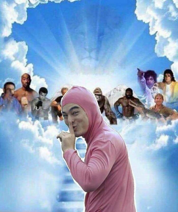 Rest In Peace Papa Franku