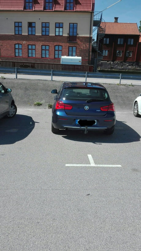Why is it always BMW drivers?