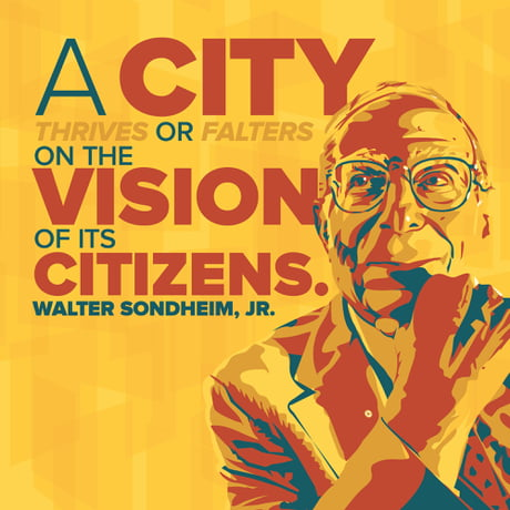 Walter Sondheim, Jr. (Happy Birthday!) OC