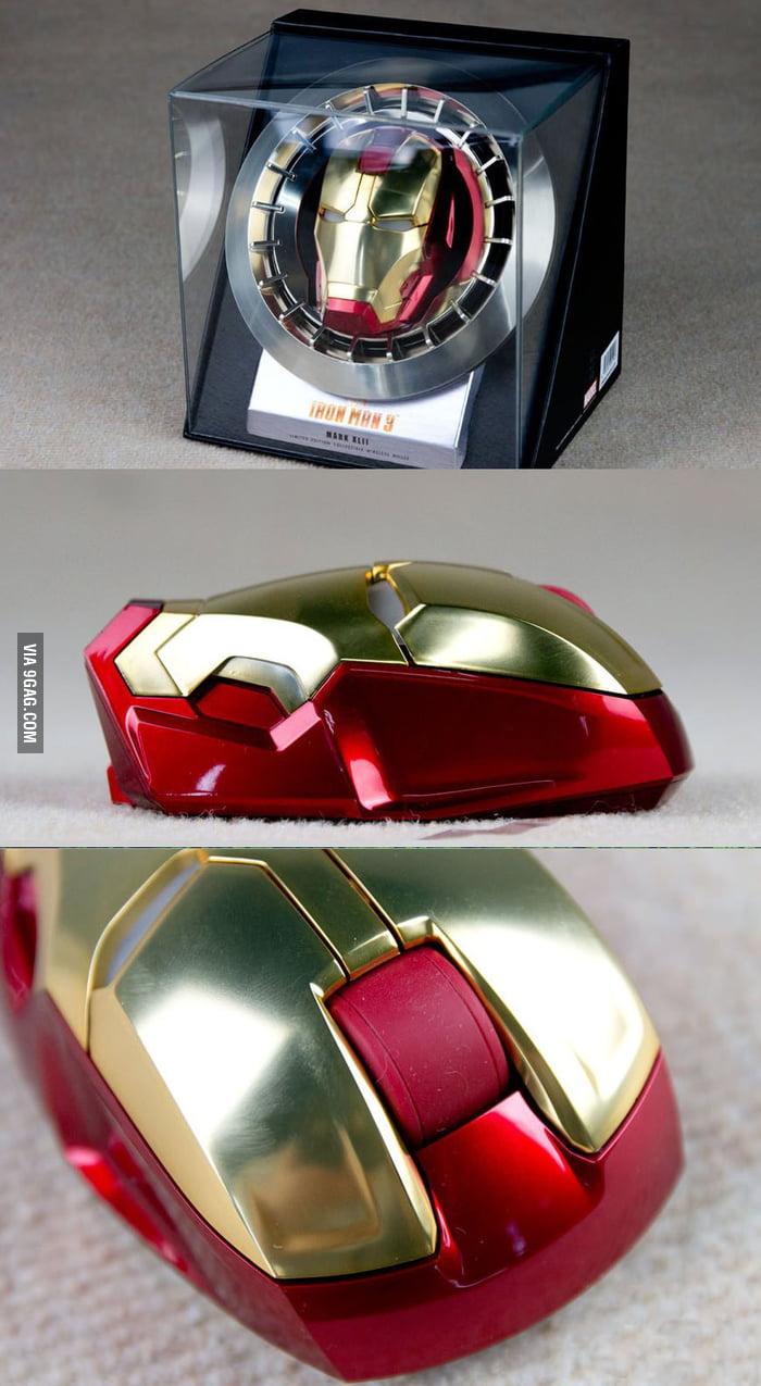 Iron Man mouse