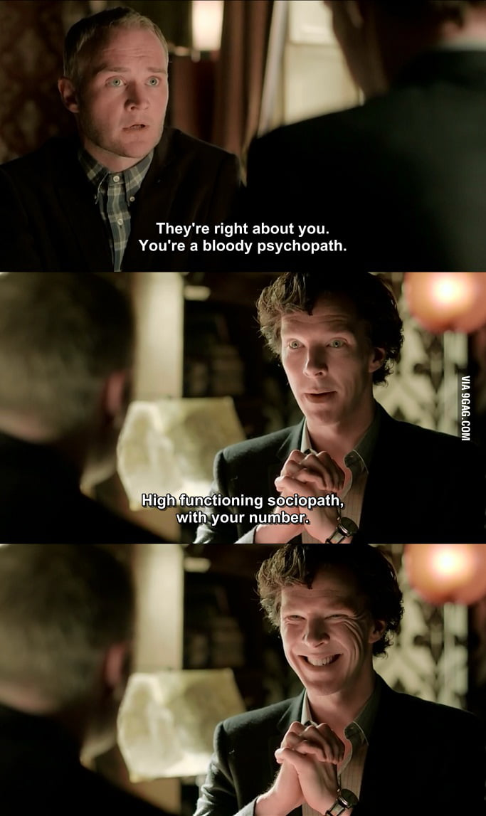 Signs youre hookup a psychopath 9gag