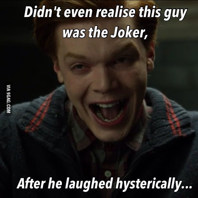 a8Y8d8Z_700b i sense great future for this joker in gotham tv show 9gag