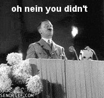Sassy Hitler.