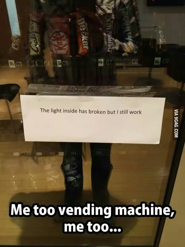 be still and machine