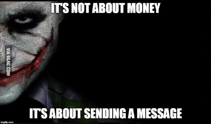 Whenever I donate to a streamer on Twitch - 9GAG