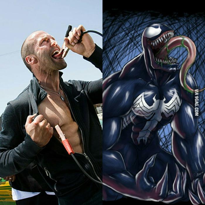 Jason Statham  Venom - 9Gag-1975