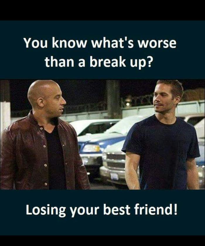 Thats Literally True Like If U Miss Or Lose Ur Friend 9gag